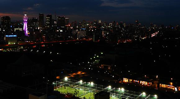 大阪のサプライズプロポーズ あべのルシアス