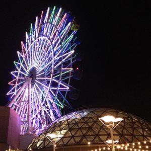 大阪gardenのサプライズプロポーズ 大観覧車 くるりん