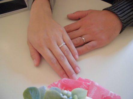 素敵な指輪