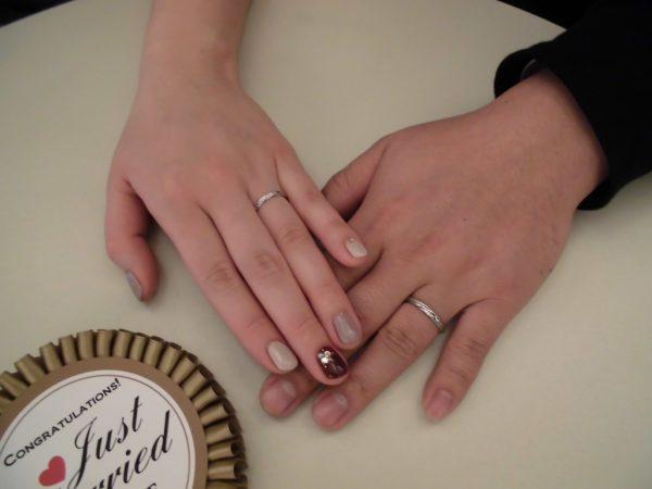可愛い指輪で気に入りました