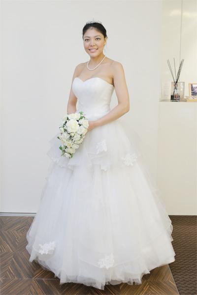 ドレス2モデル