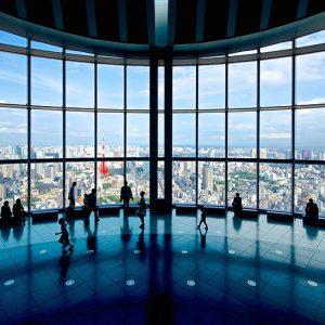 大阪gardenのサプライズプロポーズ 東京シティビュー
