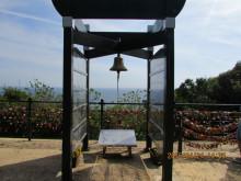 大阪gardenのサプライズプロポーズ 恋人の丘「龍恋の鐘」