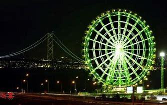大阪のサプライズプロポーズ 淡路サービスエリア大観覧車