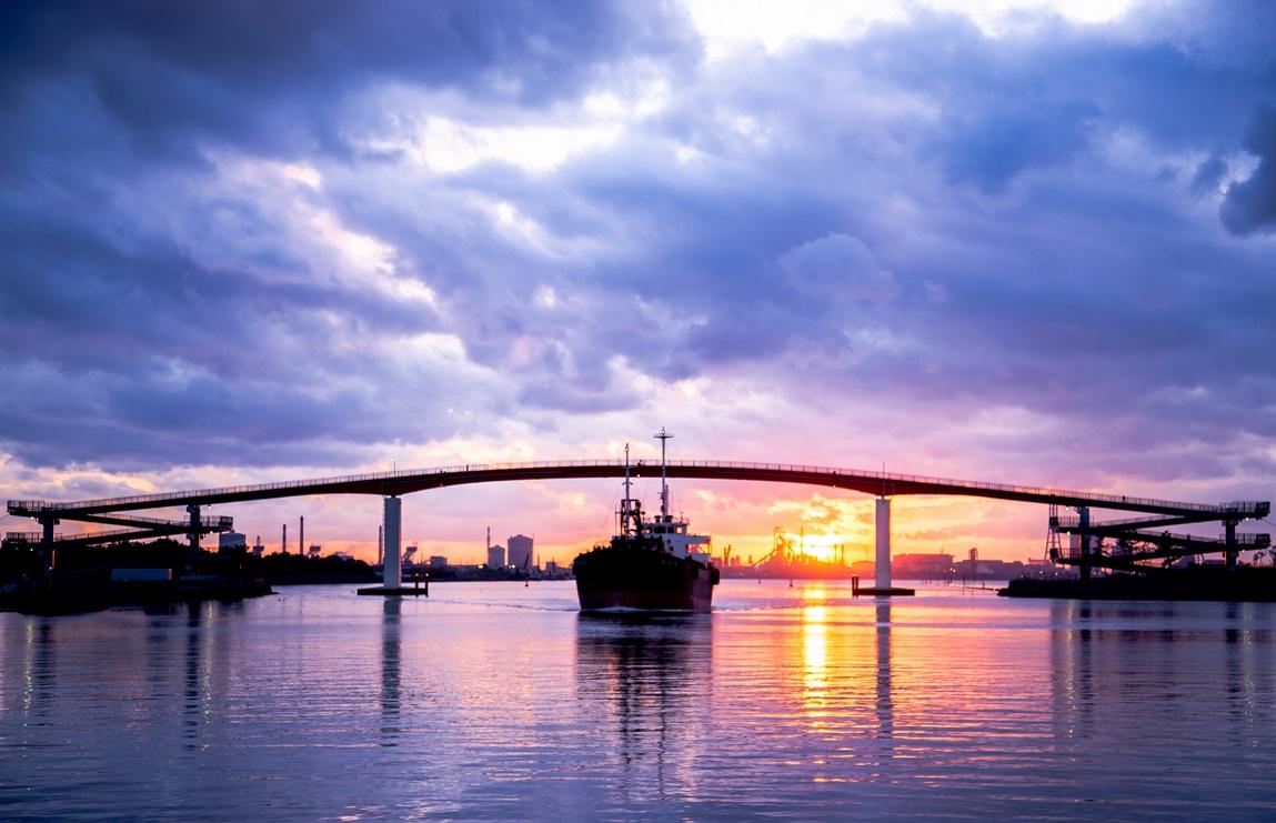大阪のサプライズプロポーズ 中の島大橋