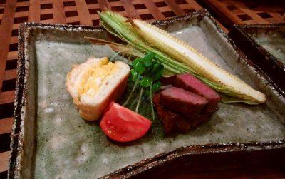 大阪のサプライズプロポーズ Restaurant Makiya