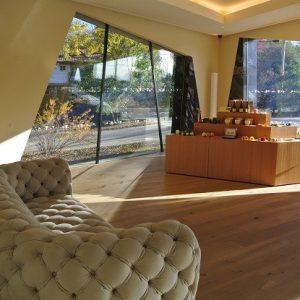 大阪gardenのサプライズプロポーズ ホテル・キーフォレスト北杜