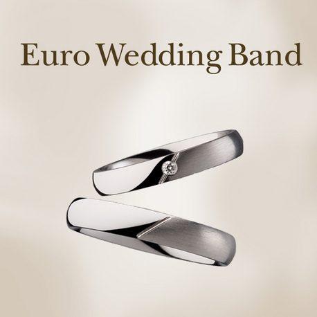 Euro Wedding Band☆ K18の価格でPt950にグレードアップ!! 8/2まで!