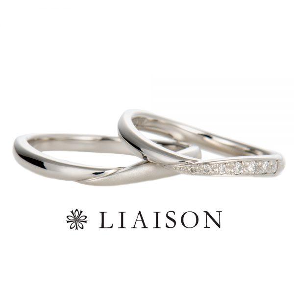 15万円結婚指輪リエゾン
