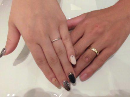 気に入った指輪