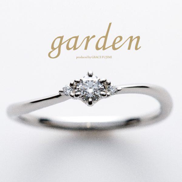 リトルガーデン指輪大阪婚約指輪