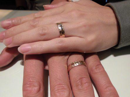 最高の指輪と出会えました!!