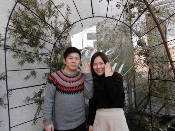 RosettEの結婚指輪 大阪府 高石市・和泉市