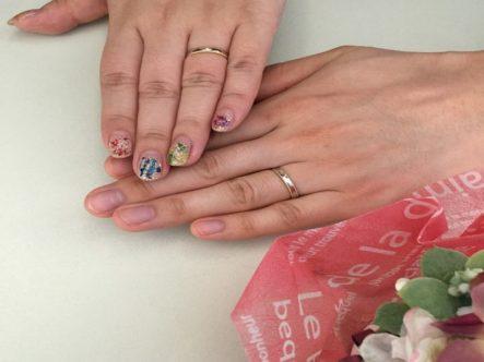 東京都 True Loveの結婚指輪