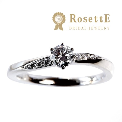 和歌山でシンプルなプラチナ婚約指輪のブランド