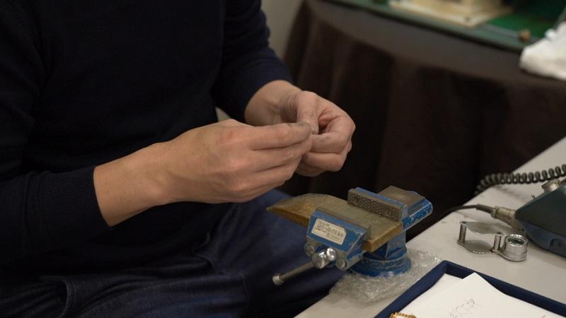 岸和田市・和泉市・堺市高品質真珠糸替え