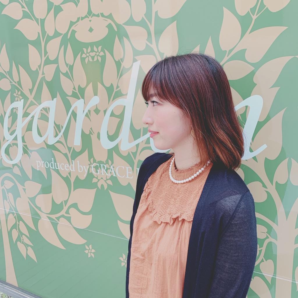 奈良市真珠花珠ネックレス