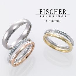 和歌山で結婚指輪オススメはドイツの鍛造リングFISCHER