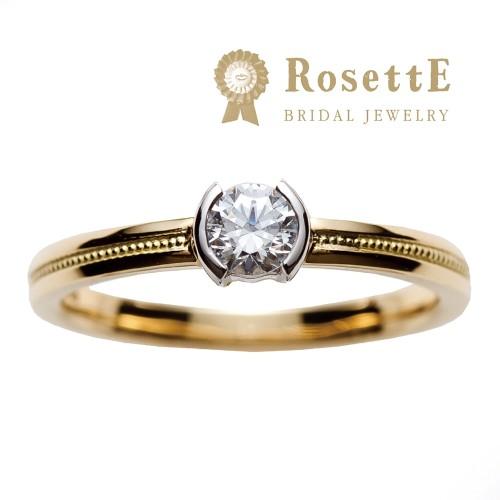 アンティーク調の婚約指輪ブランドRosettEの扉