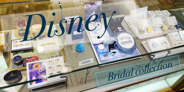Disney(ディズニー)の婚約指輪・結婚指輪