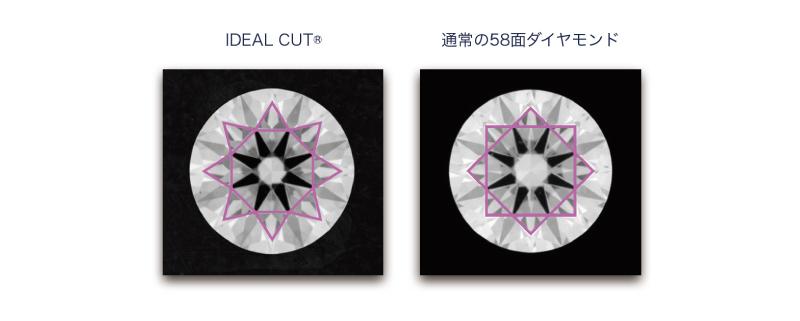 58面ダイヤモンド