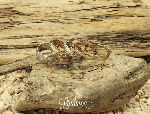 リナモアの結婚指輪特集