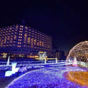 大阪gardenのサプライズプロポーズ 古賀の井リゾート&スパ(旧:コガノベイホテル)