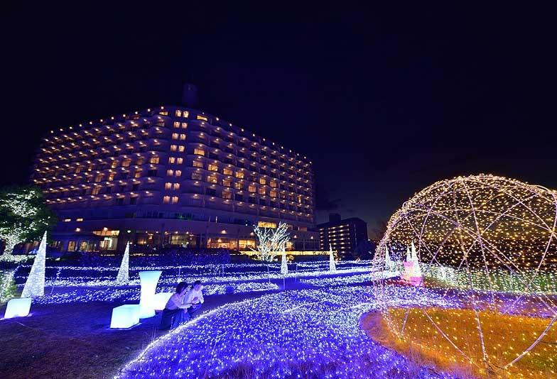 大阪のサプライズプロポーズ 古賀の井リゾート&スパ(旧:コガノベイホテル)