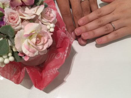 和歌山県 RosettEの結婚指輪