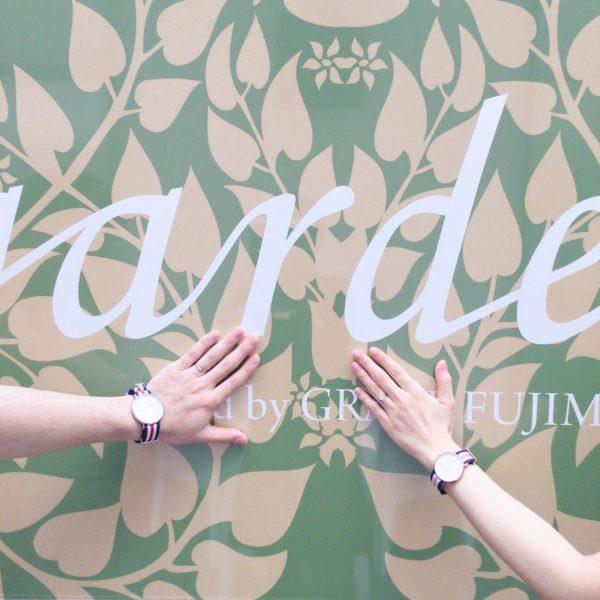 大阪市住之江区 VIVAGEの結婚指輪