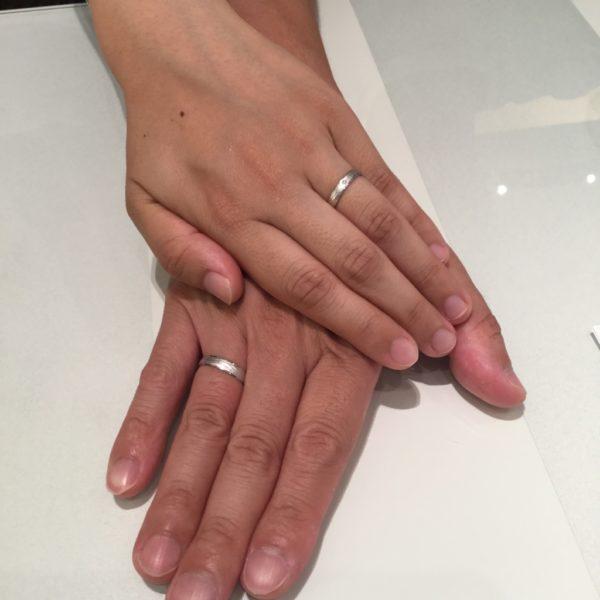 奈良県 FISCHERの結婚指輪