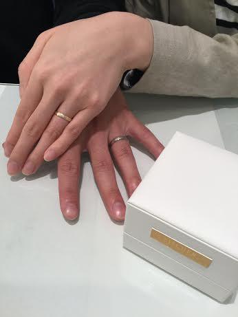 これだ!という指輪に出会えました。