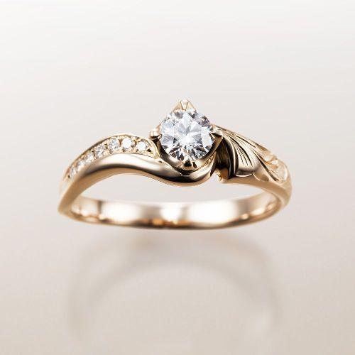 マカナMakanaの婚約指輪でME-1のPG