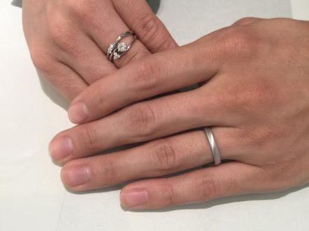 指輪が嫌いだったのに、今では毎日つけています!