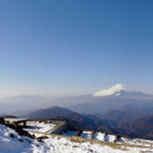 大阪gardenのサプライズプロポーズ 丹沢表尾根の最高峰「塔ノ岳」(とうのたけ)