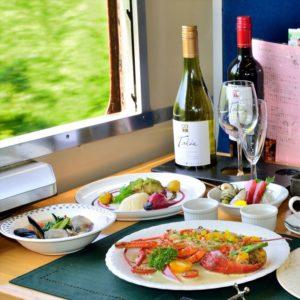 大阪gardenのサプライズプロポーズ いすみ鉄道