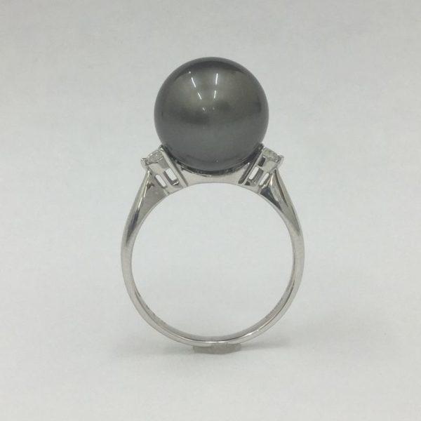 黒真珠の指輪