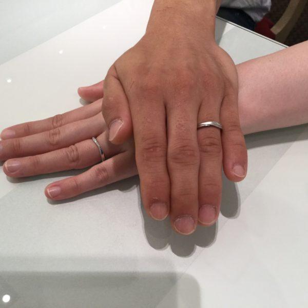 色んな指輪を見れてよかったです