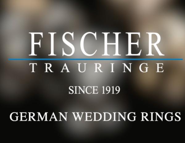頑丈な結婚指輪、鍛造づくりのFISCHER(フィッシャー)
