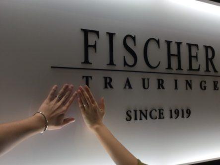 FISCHERの結婚指輪 (大阪市西淀川区)