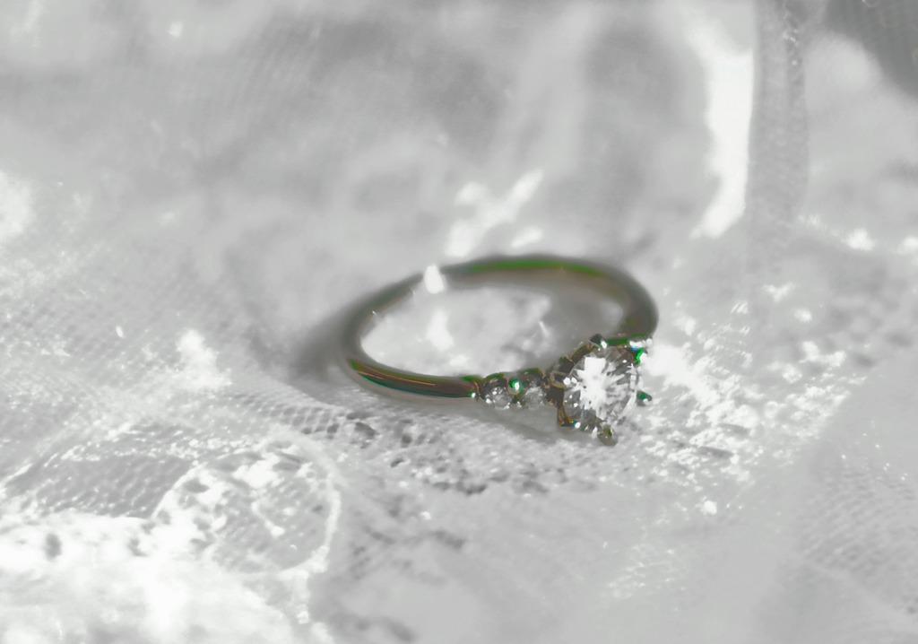 大阪ジュエリーリフォーム婚約指輪