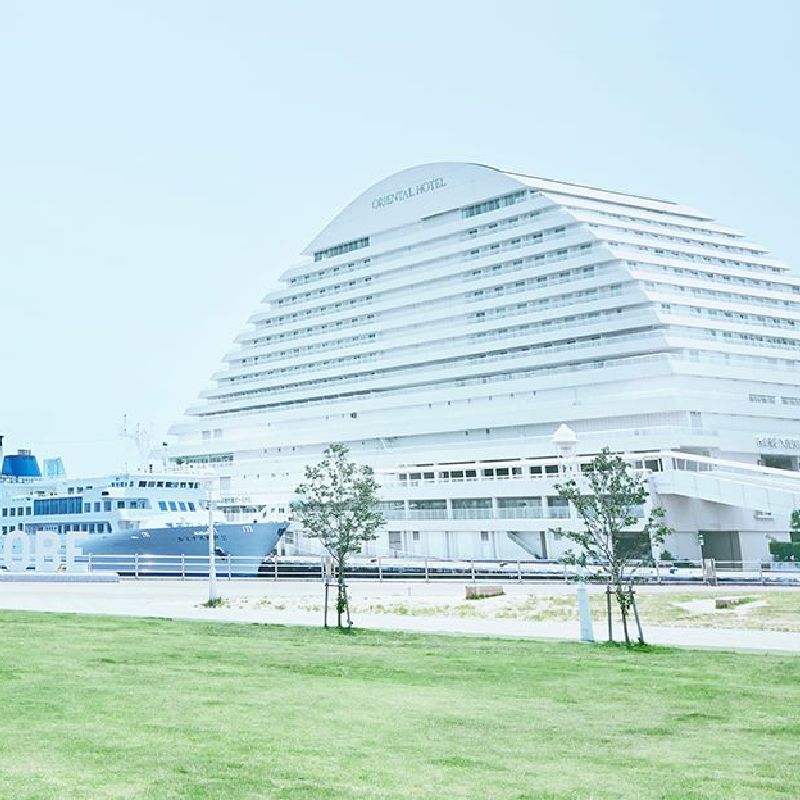 神戸メリケンパークオリエンタルホテル
