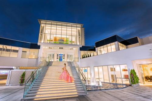 南大阪結婚式場のチェペルウェディングはラ・メゾン Suite りんくう