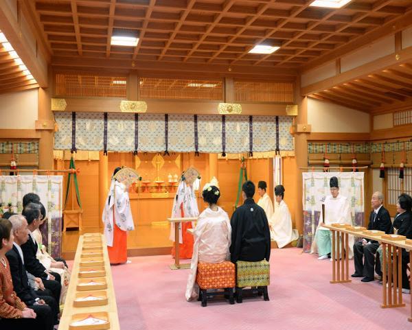 奈良県の結婚式場神前式大神神社