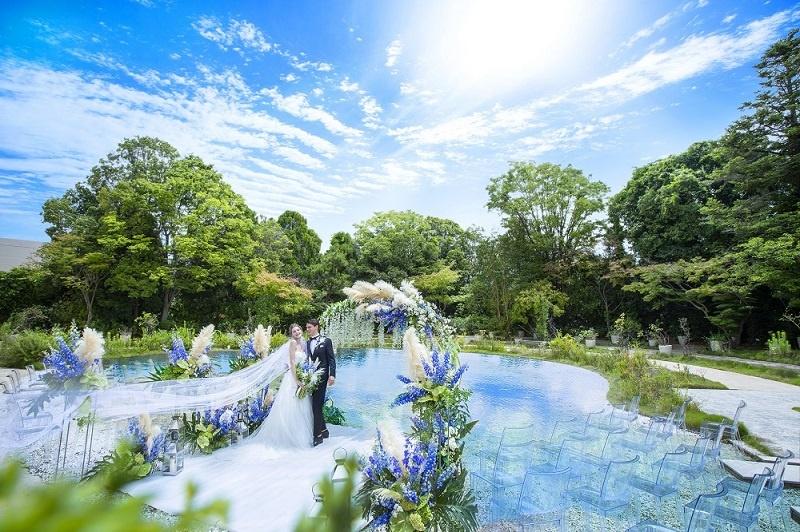奈良県の結婚式場アールベルアンジェ奈良