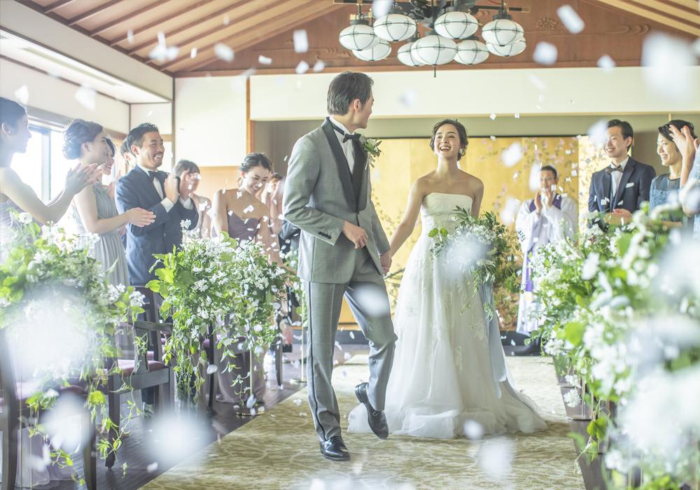 奈良県の結婚式場菊水楼