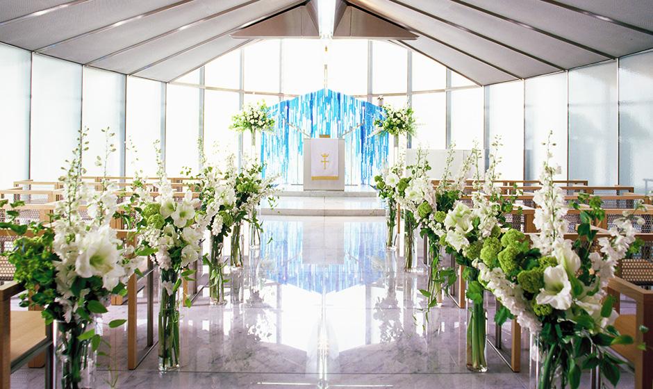 奈良県の結婚式場ホテルリガーレ春日野