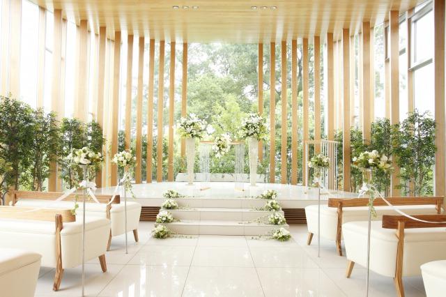 奈良県の結婚式場あしびの郷
