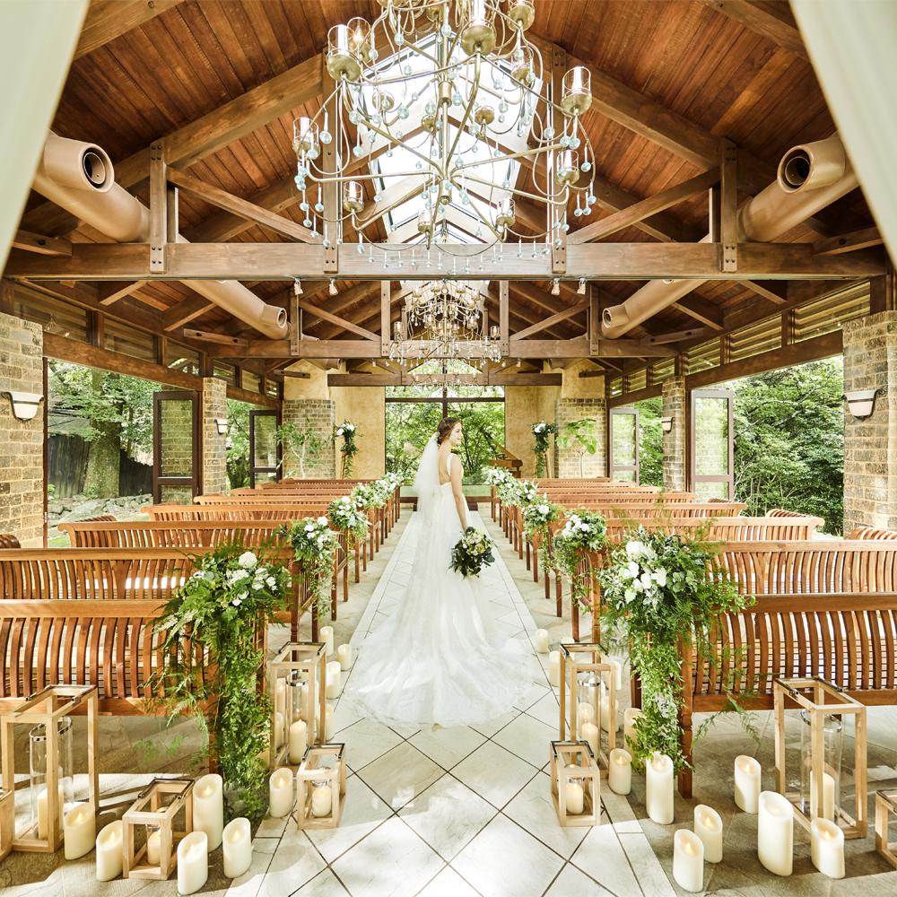 奈良県の結婚式場ザ・ヒルトップテラス奈良