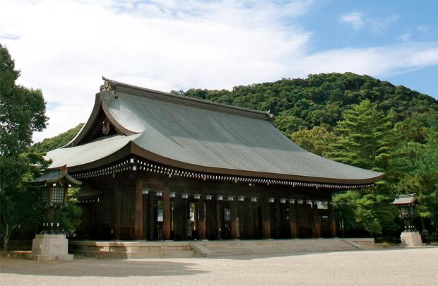 奈良県の結婚式場和装神前式人気
